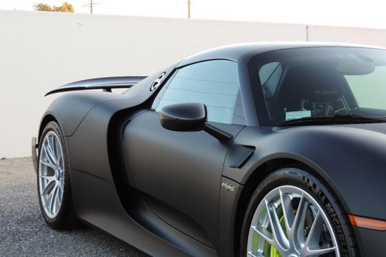 Porsche 918 Spyder Without Paint 1 Of 2 For Sale At 2