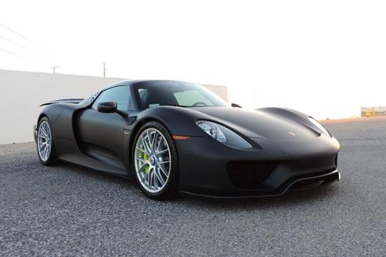 porsche 918 spyder without paint 1 of 2 for sale at 2 million autoevolution. Black Bedroom Furniture Sets. Home Design Ideas