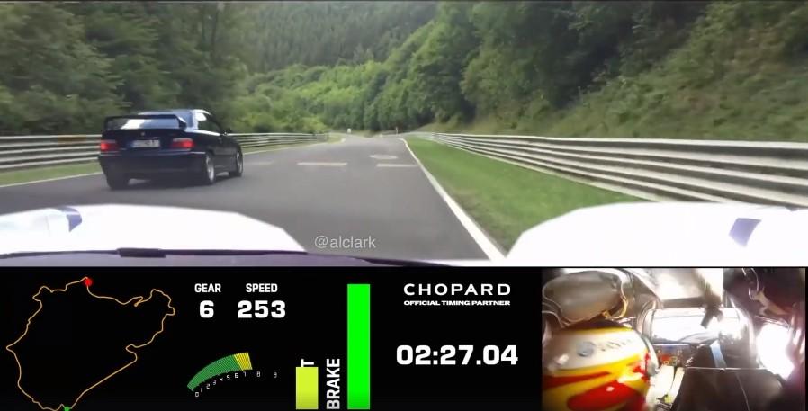 Porsche 919 Evo smashes all-time Nurburgring record
