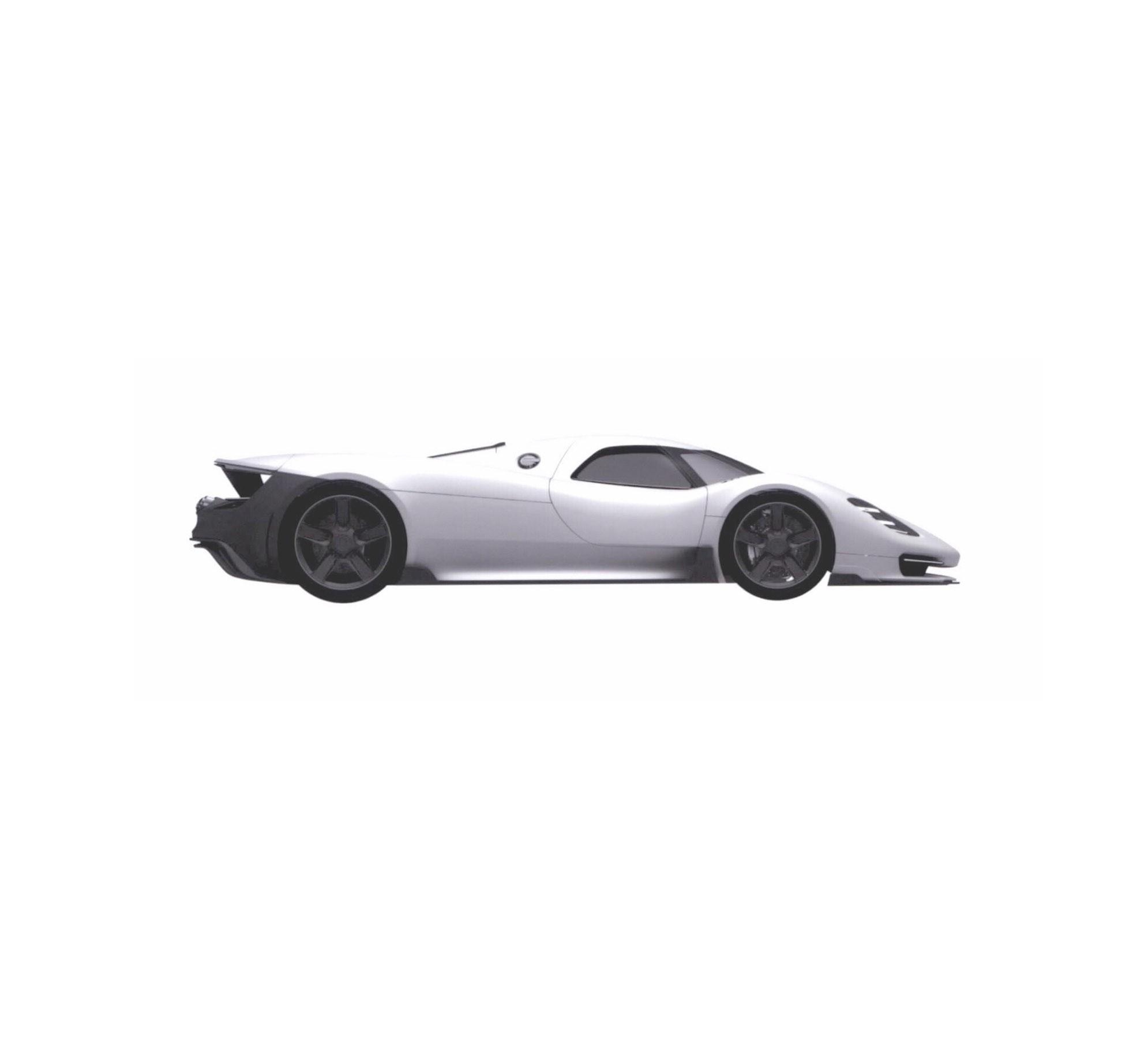 2021 Porsche 960 Picture
