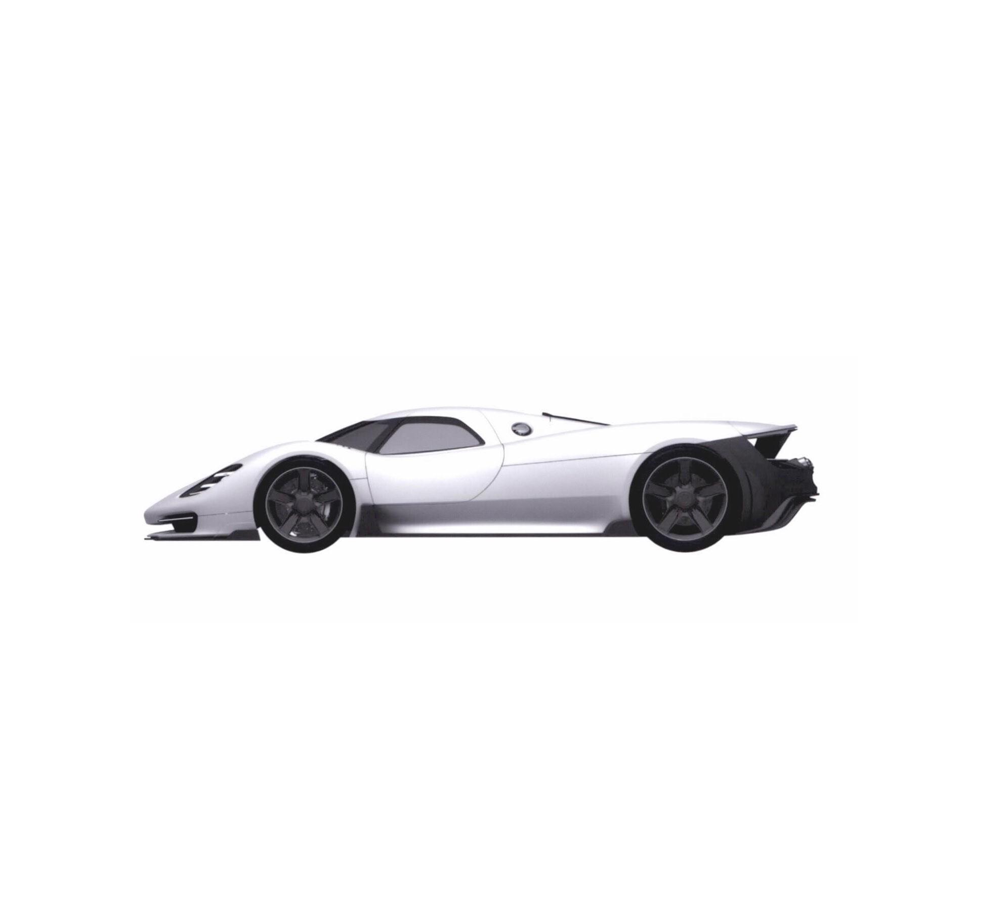 2021 Porsche 960 New Concept