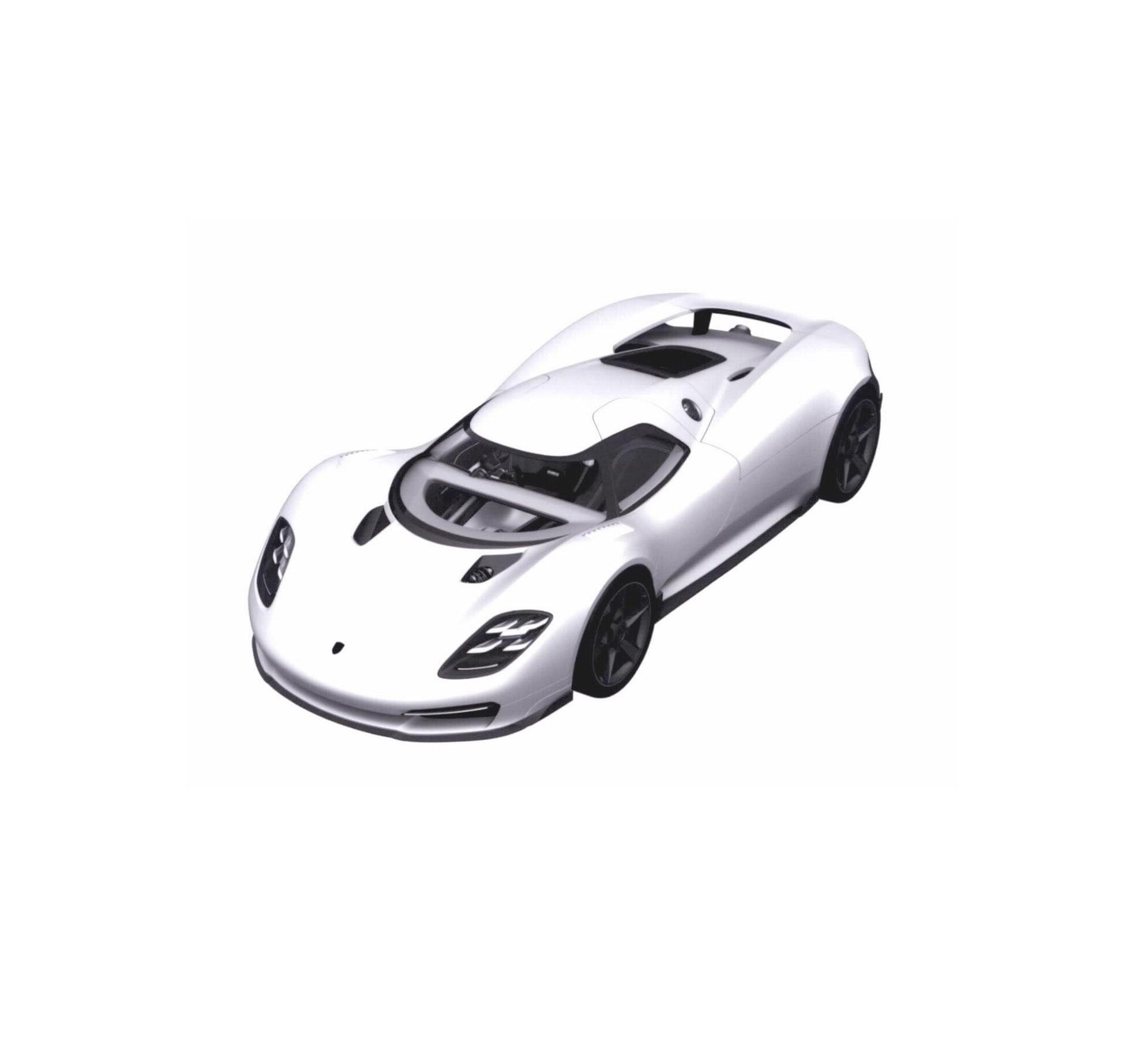2020 Porsche 960 Concept and Review