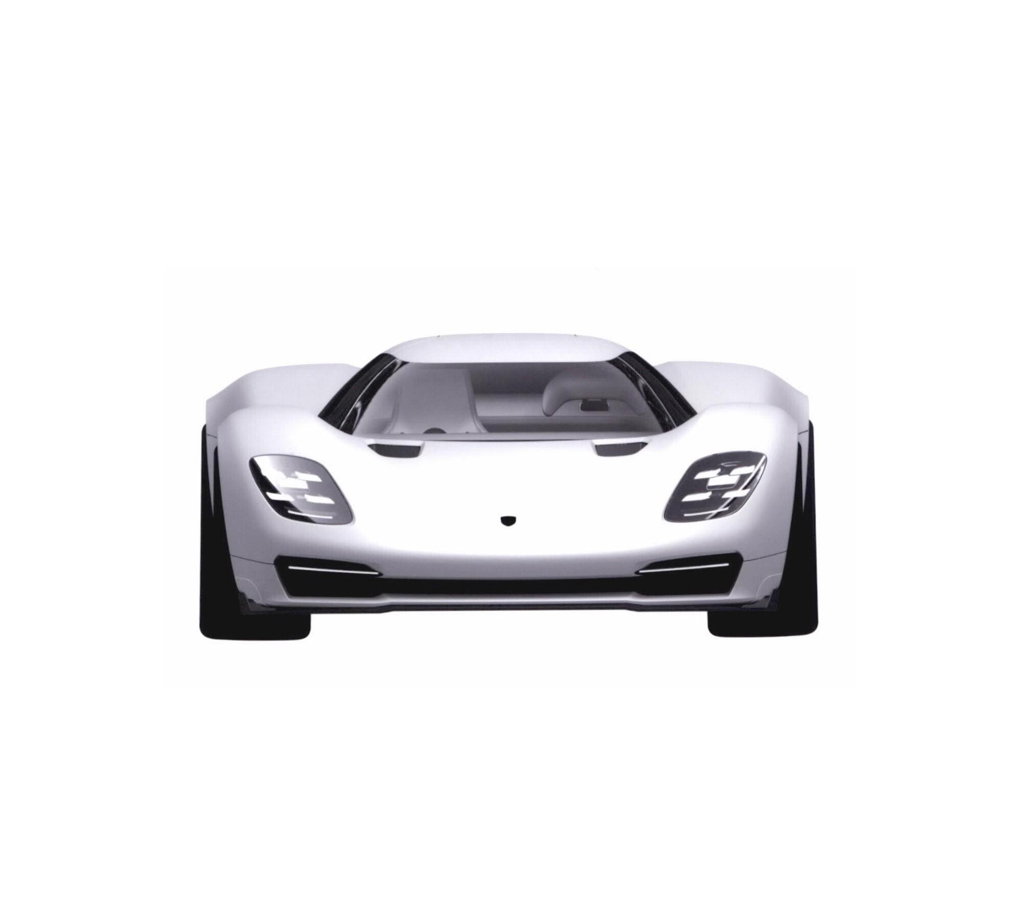 2021 Porsche 960 Concept