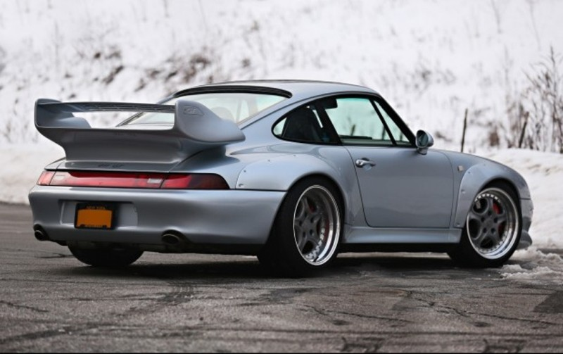 This Porsche 993 Gt2 Is The Last Of The Great Air Cooled