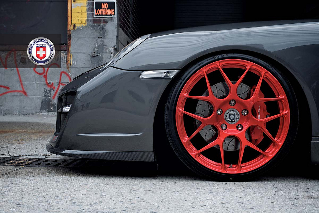 07 S6 Black With Red Powdercoated Wheels Audiworld Forums