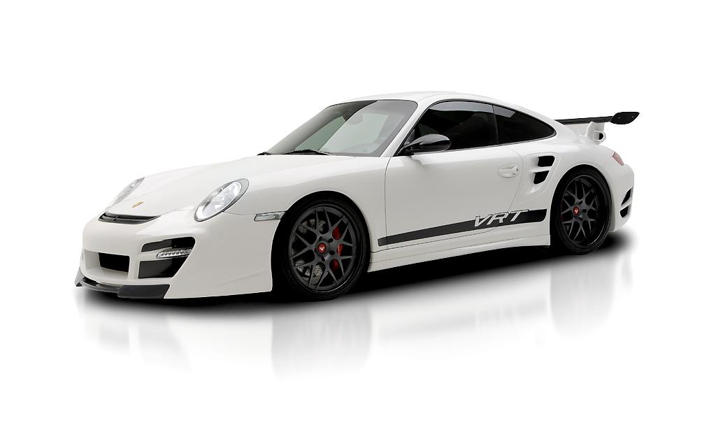 Porsche 997 V Rt Edition Turbo By Vorsteiner Autoevolution