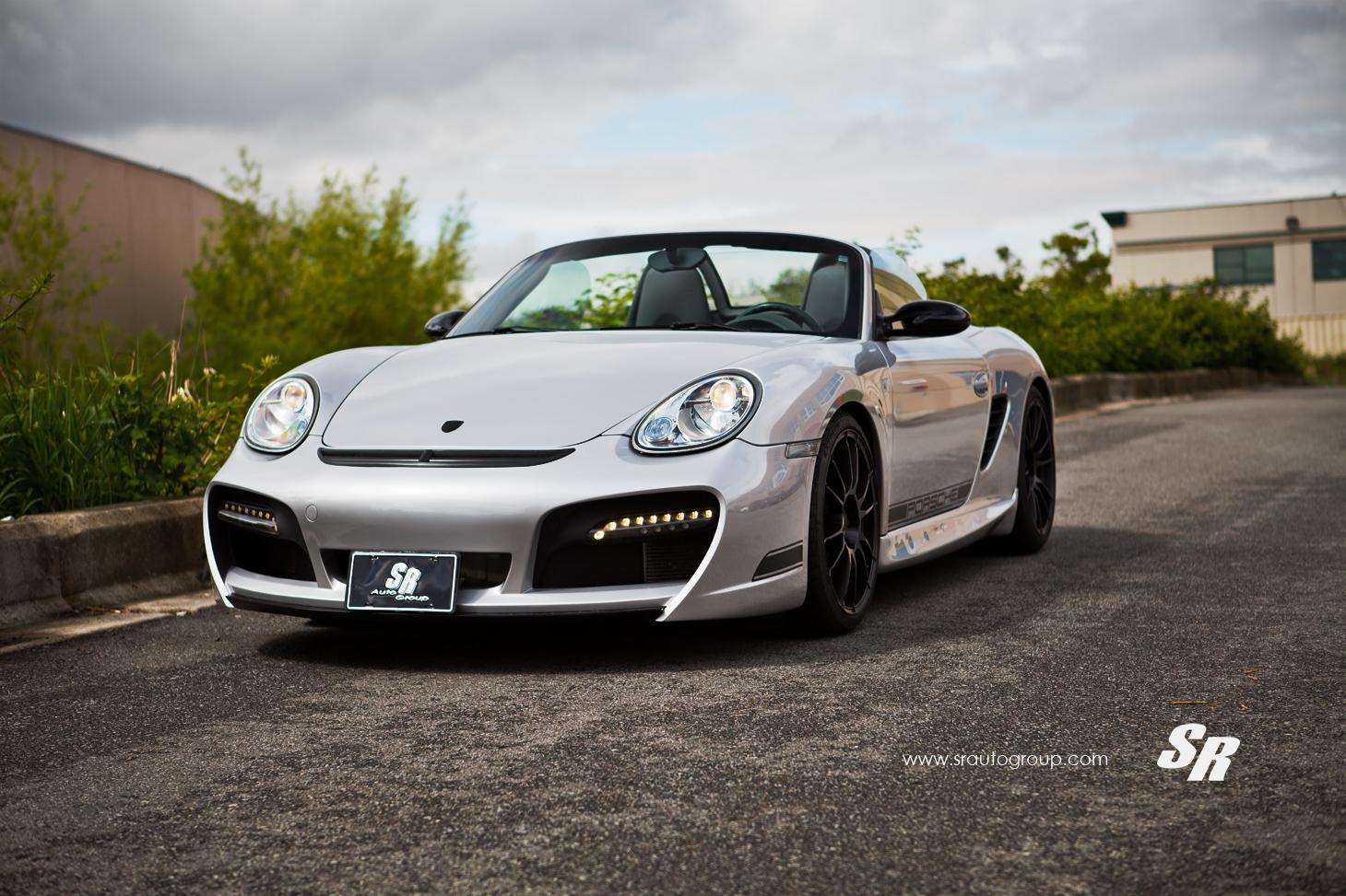 Porsche Boxster Gets Techart Amp Oz Goodies