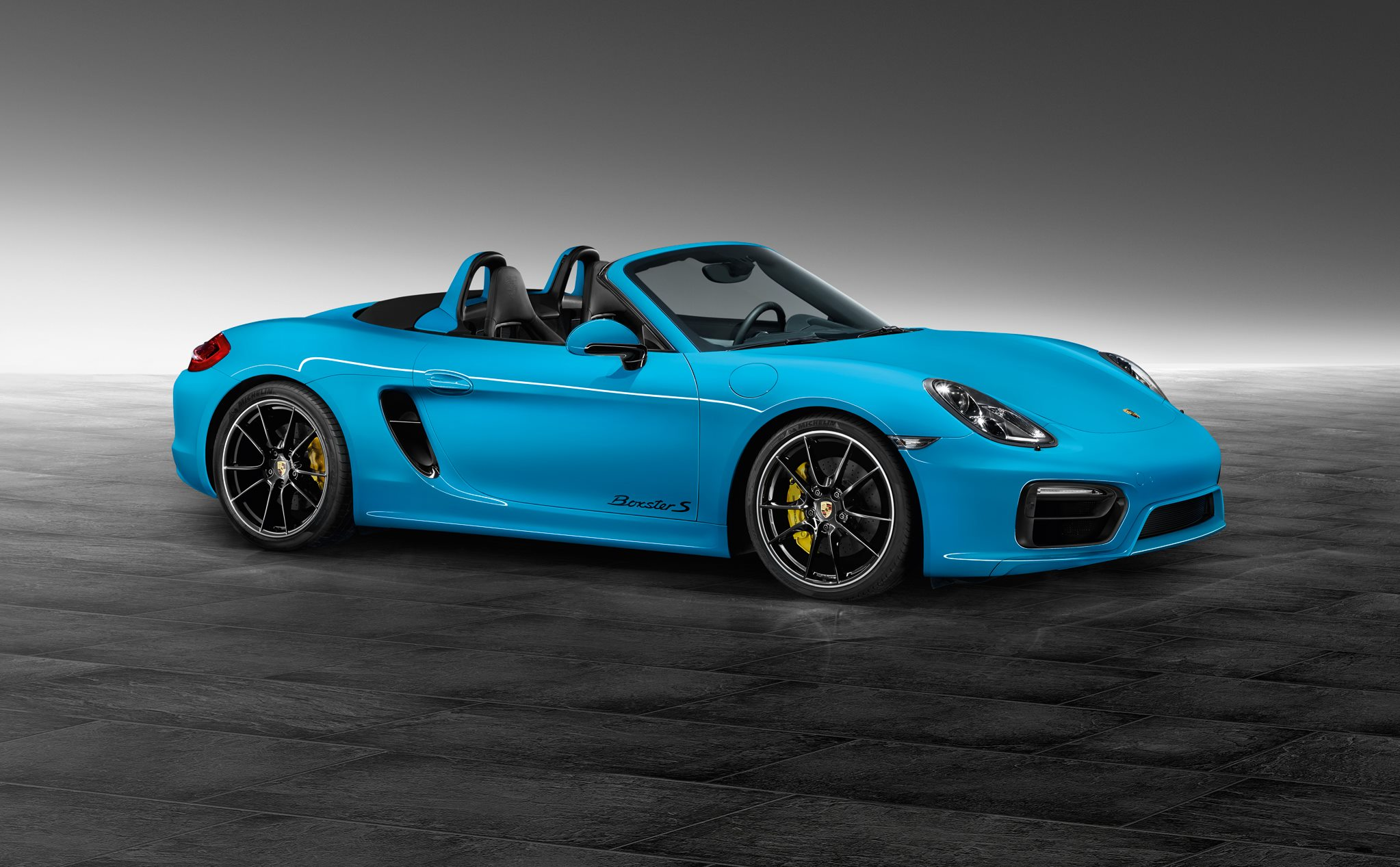 Porsche Boxster In Riviera Blue Is As Cool As A Summer