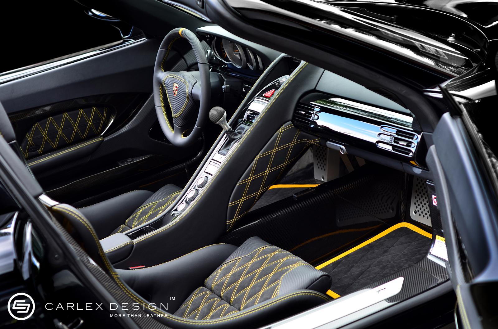 Porsche Carrera GT by Carlex Design - autoevolution