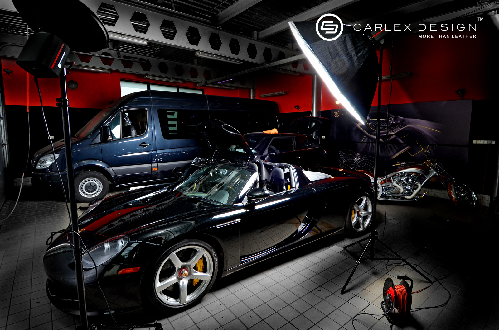 Porsche Carrera Gt By Carlex Design Autoevolution