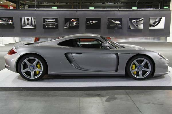 porsche carrera gt replica on craigslist is a 25 000. Black Bedroom Furniture Sets. Home Design Ideas