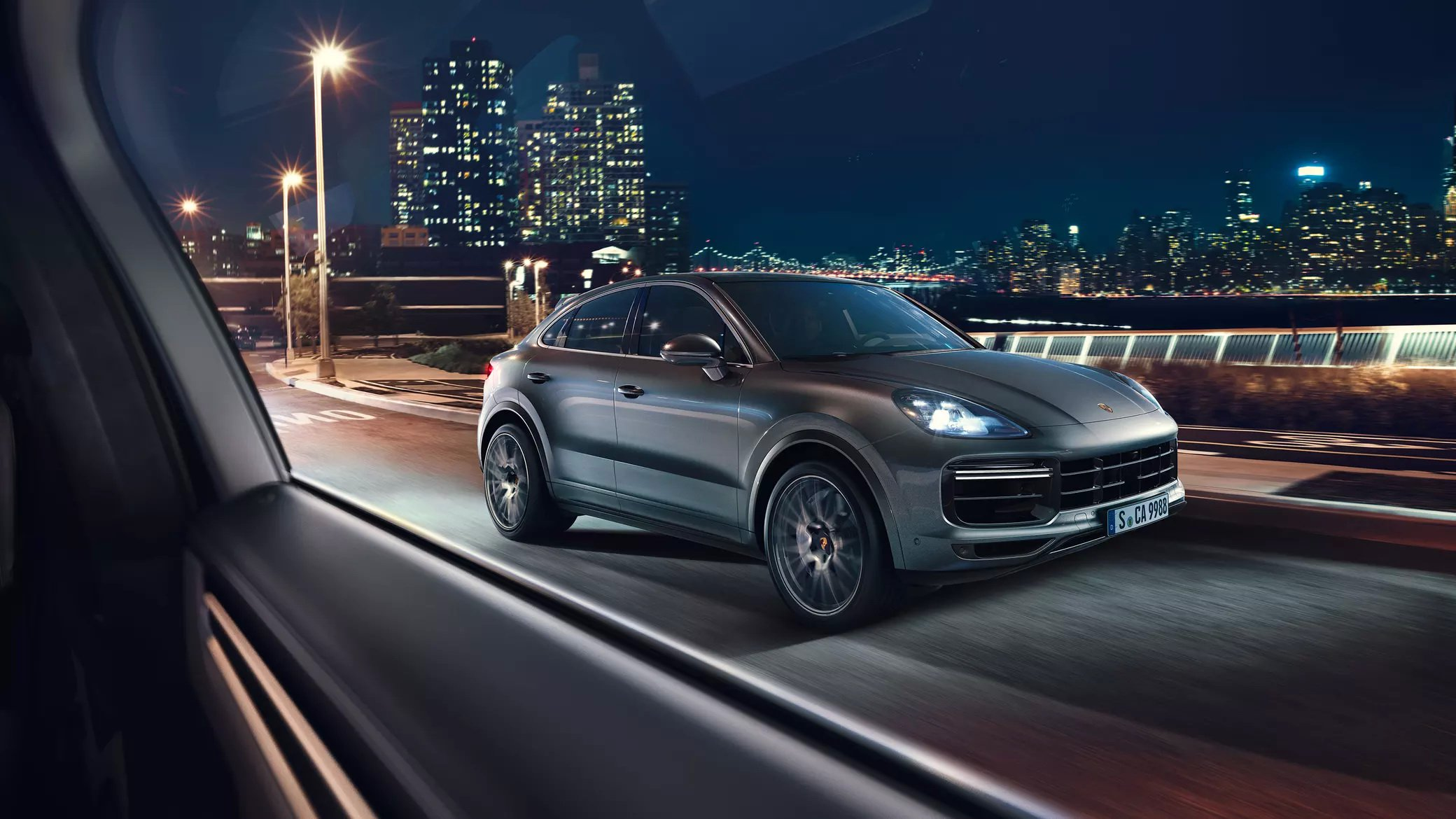New Porsche Cayenne Coupe Brings Sexy Back Autoevolution