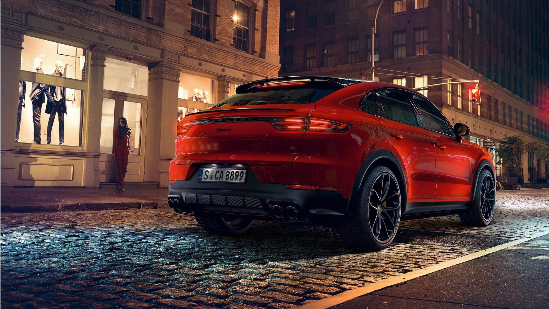 New Porsche Cayenne Coupe Brings Sexy Back Autoevolution