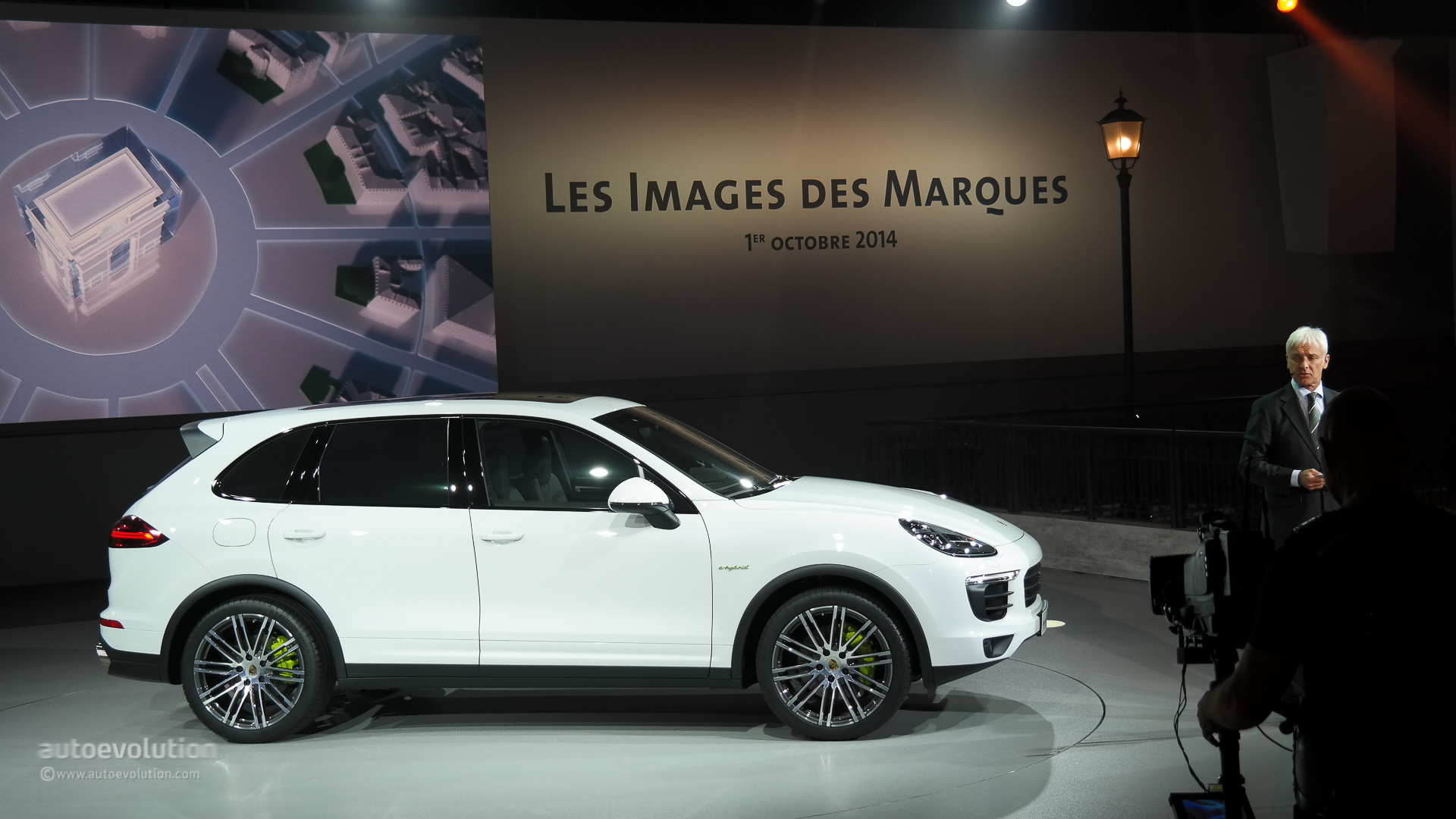 Porsche Cayenne Facelift (2015): New Look and Engines for Premium