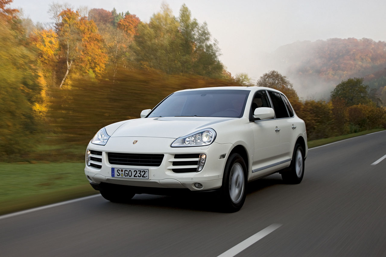 porsche cayenne goes diesel autoevolution. Black Bedroom Furniture Sets. Home Design Ideas
