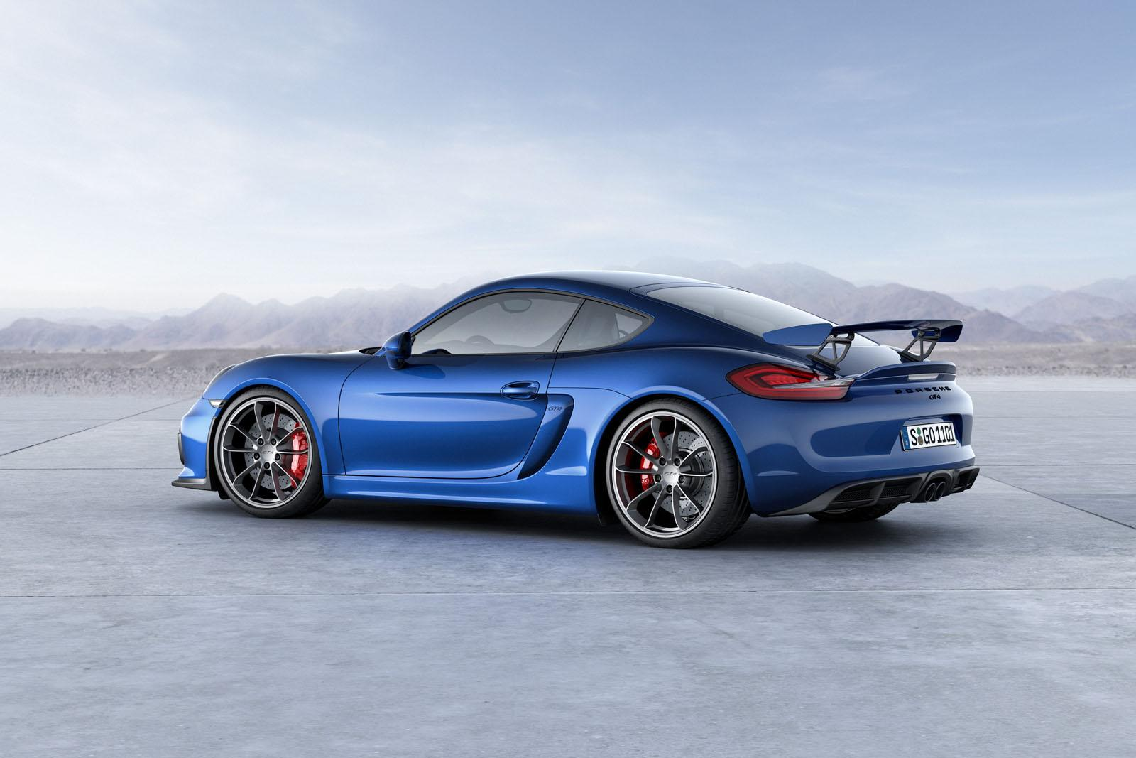 porsche cayman gt4 configurator launched autoevolution. Black Bedroom Furniture Sets. Home Design Ideas