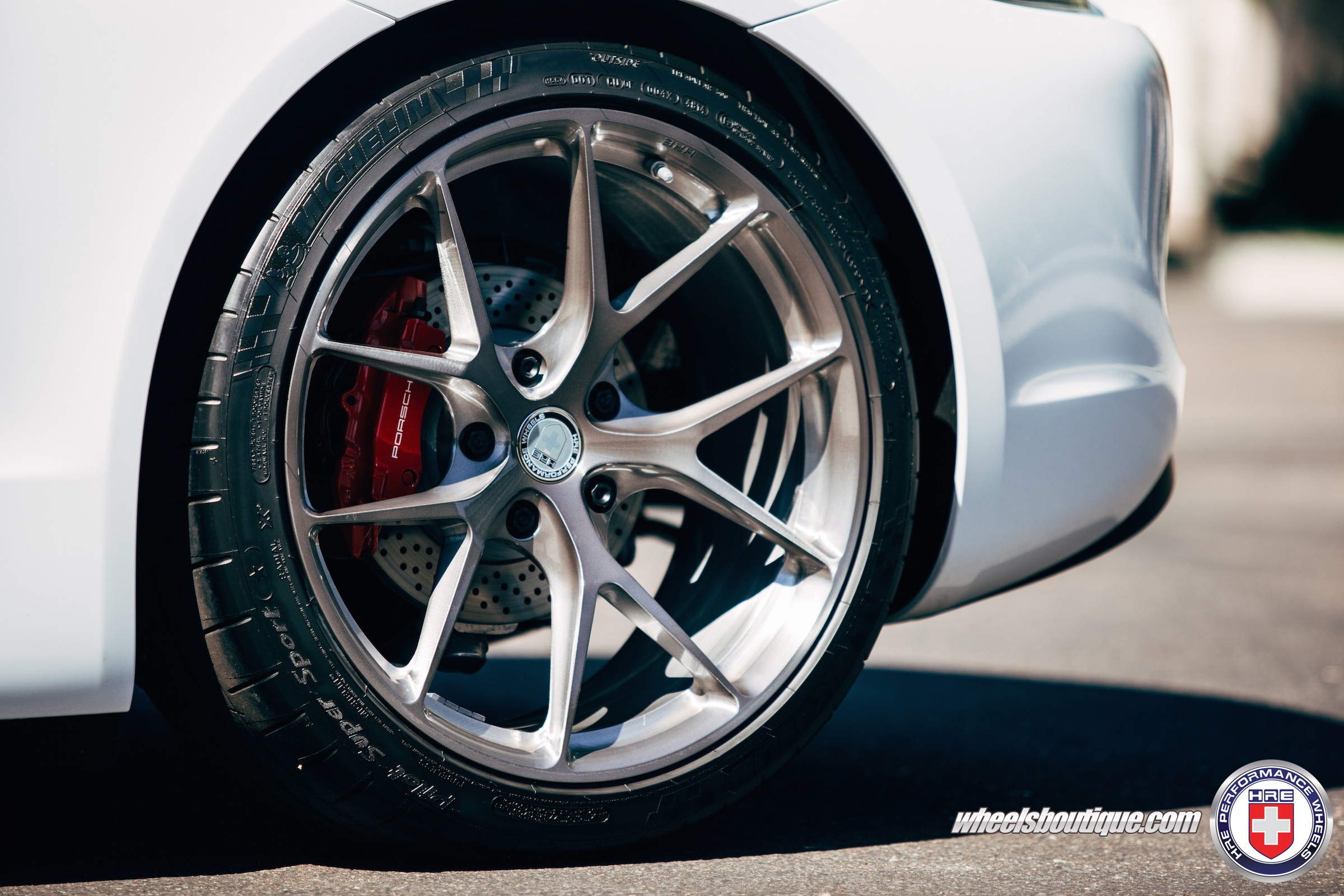 Tires For 20 Inch Rims >> Porsche Cayman GTS on HRE Wheels Looks Technical - Photo Gallery - autoevolution