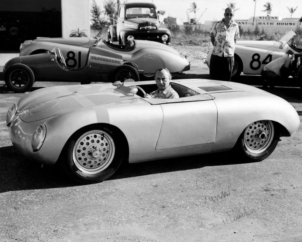 Porsche Celebrating 60 Years in America Vintage Gallery