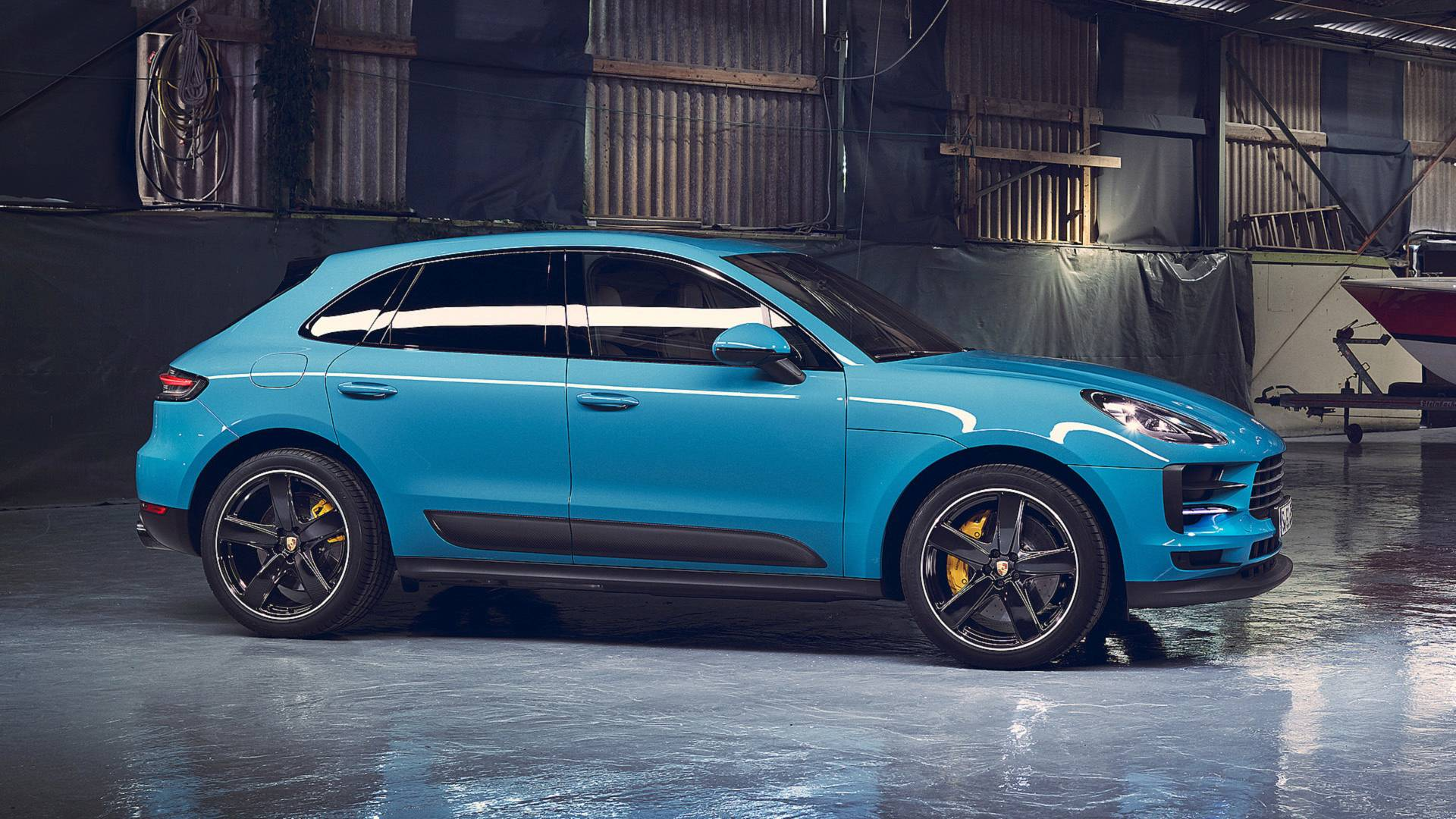 Porsche Macan Hd Wallpapers Autoevolution