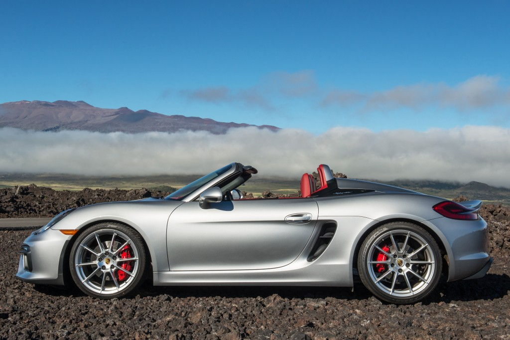 Porsche Confirms N A Flat 6 Will Live On In 718 Boxster