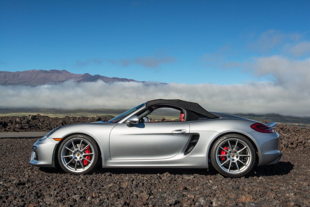 2016 Porsche Panamera Gts >> Porsche Confirms N/A Flat-6 Will Live On In 718 Boxster ...