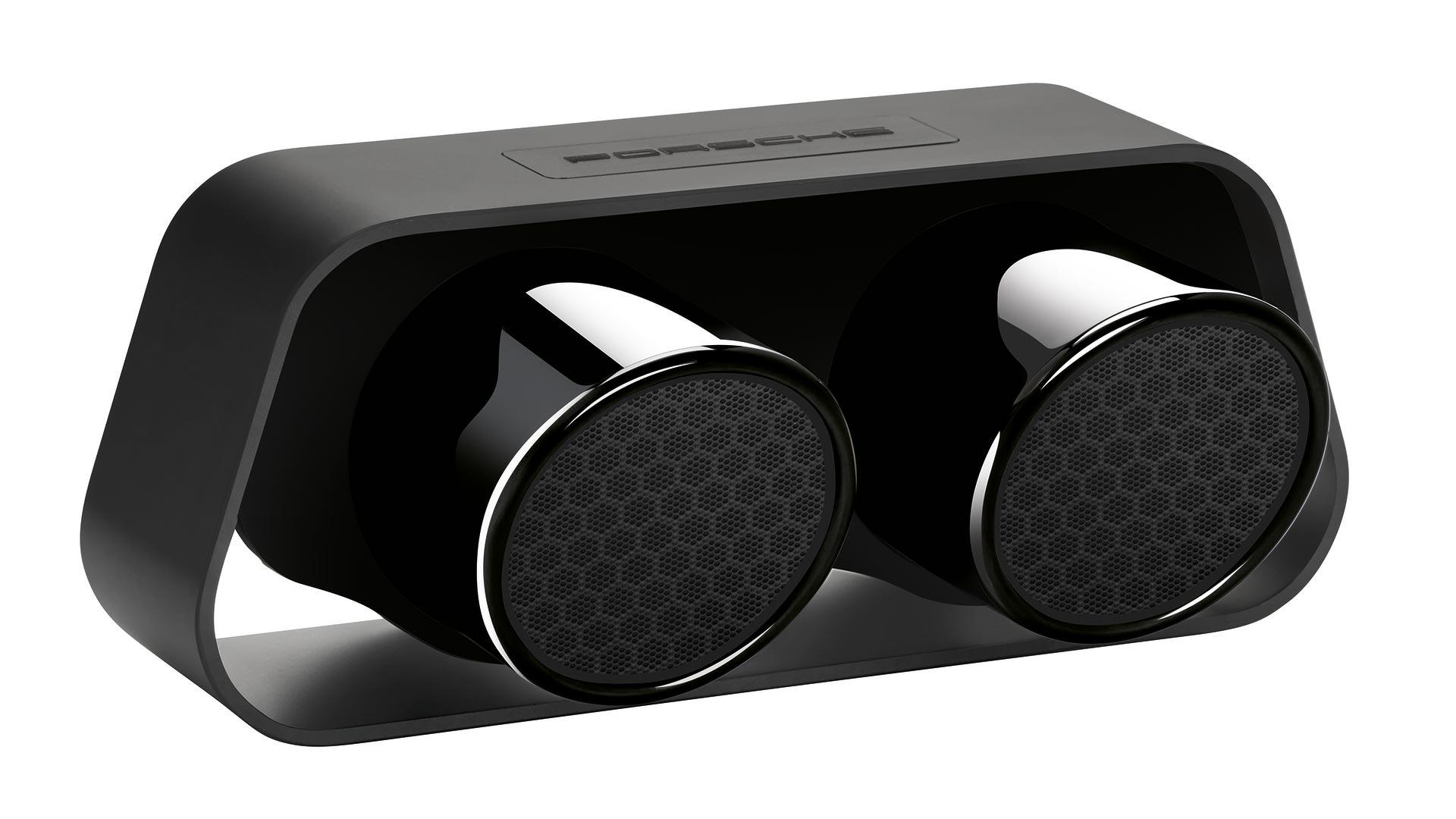 porsche design 911 speaker looks like gt3 exhaust there 39 s. Black Bedroom Furniture Sets. Home Design Ideas