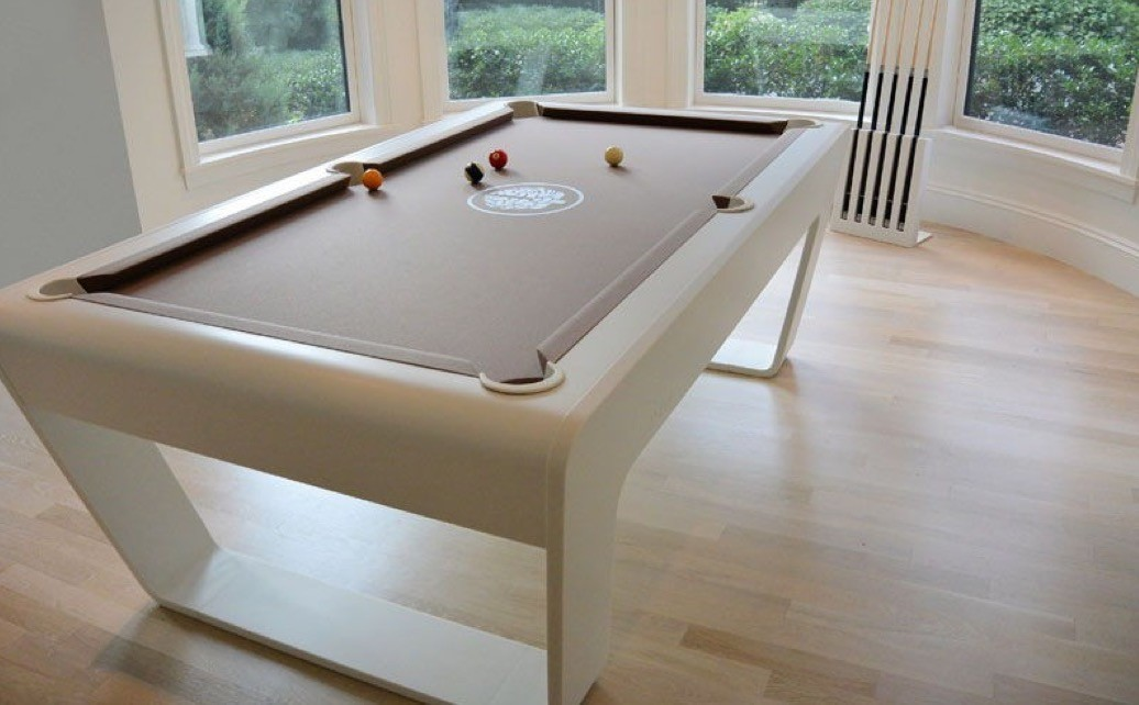 Porsche Design Made A Pool Table That Costs 30000