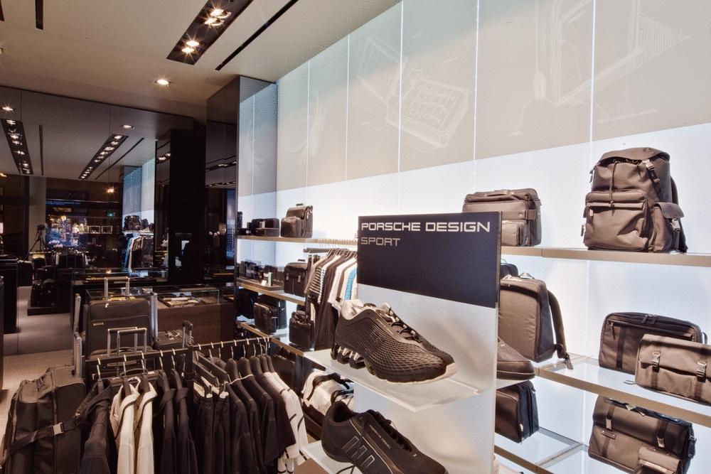 Porsche Design Opens Store In San Francisco Autoevolution
