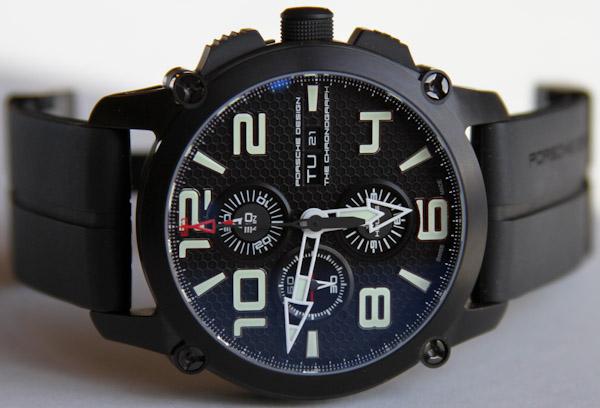 3b3d34291d80 Porsche Design P 6930 Watch Costs over  10