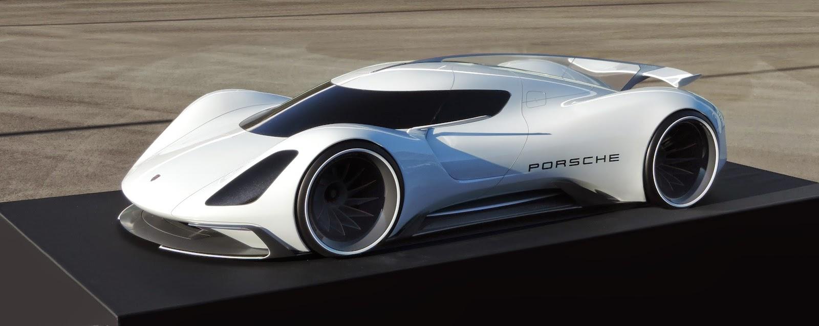 Porsche Electric Le Mans 2035 Prototype Looks Believable ...