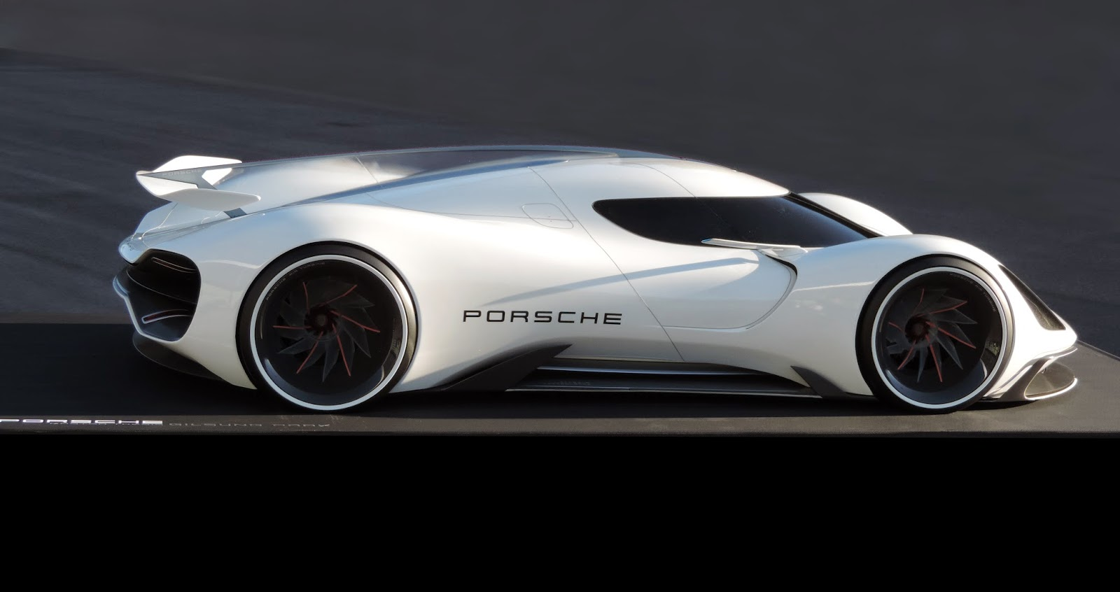 Porsche Electric Le Mans 2035 Prototype Looks Believable And Makes Perfect Sense Autoevolution