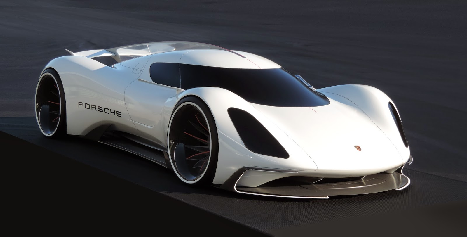 porsche electric le mans 2035 prototype looks believable and makes perfect sense autoevolution. Black Bedroom Furniture Sets. Home Design Ideas