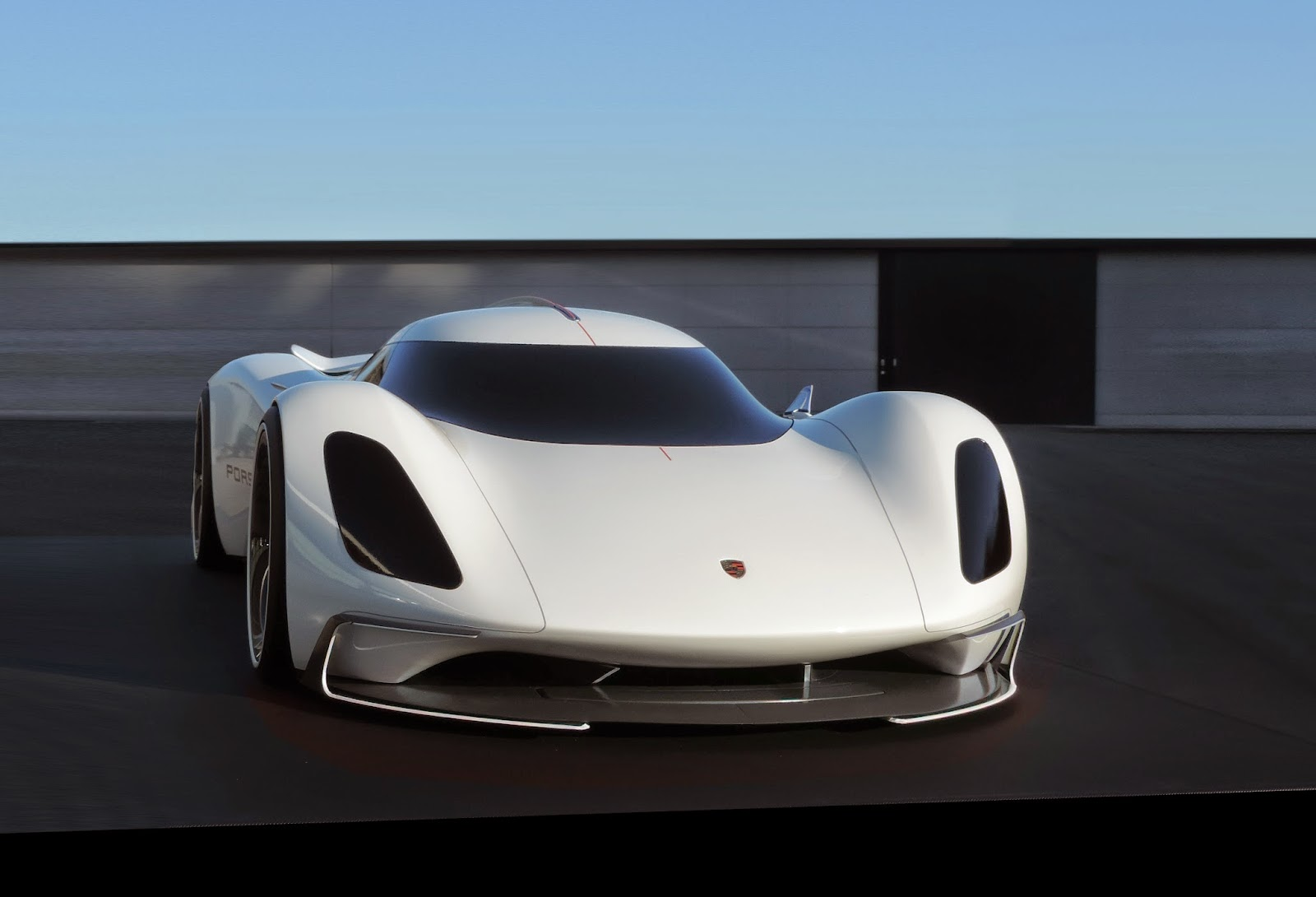 Porsche Electric Le Mans 2035 Prototype Looks Believable
