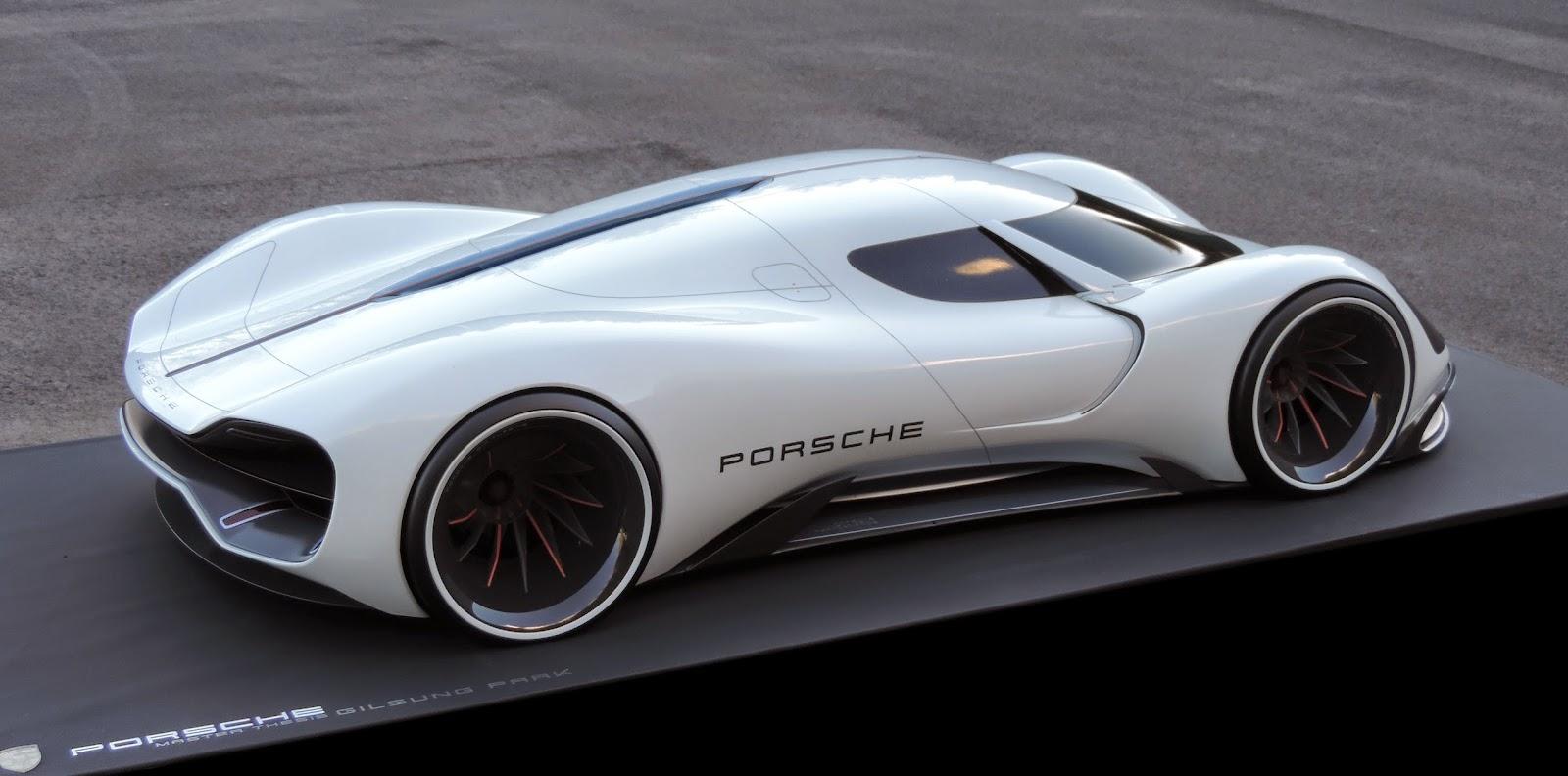 porsche electric le mans 2035 prototype looks believable. Black Bedroom Furniture Sets. Home Design Ideas