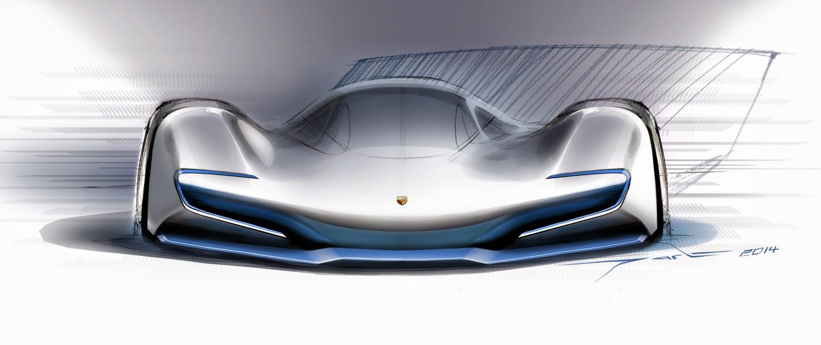 2016 Porsche Panamera Gts >> Porsche Electric Le Mans 2035 Prototype Looks Believable ...