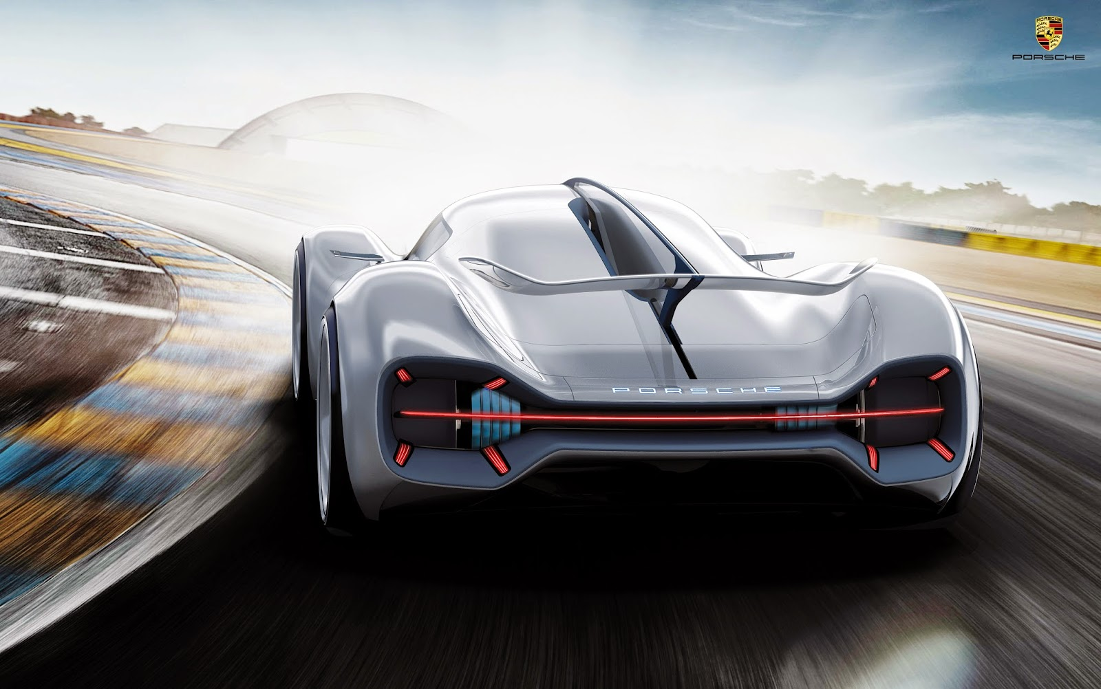 Porsche Electric Le Mans 2035 Prototype Looks Believable ...