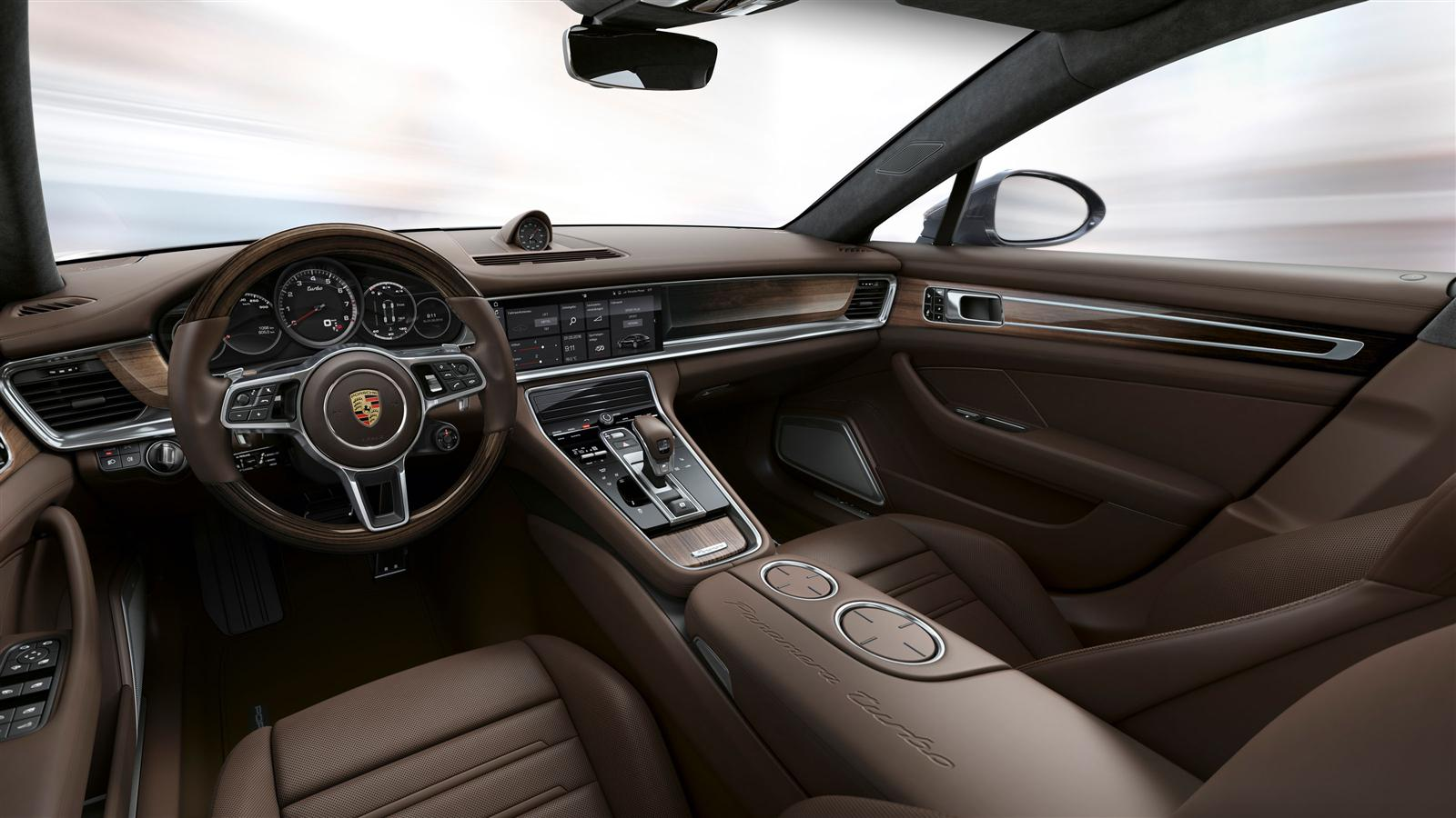 porsche exclusive works its magic on the panamera autoevolution. Black Bedroom Furniture Sets. Home Design Ideas