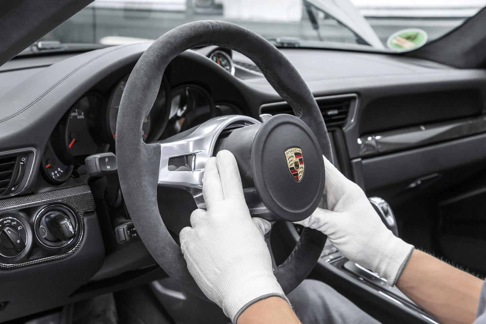 Auto Vehicle Parts >> Porsche Injects Extra Power into 2011 911 Carrera S, Retrofit Powerkit for Tequipment's 20th B ...
