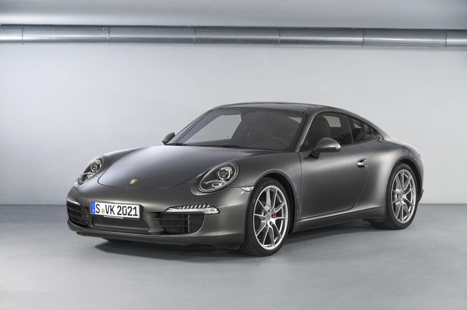 Porsche Injects Extra Power Into 2011 911 Carrera S
