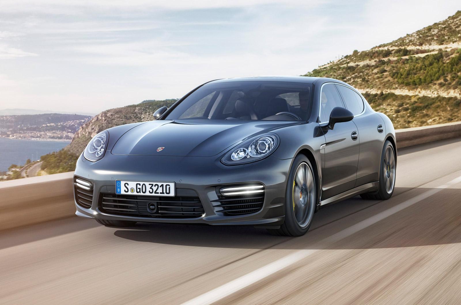 Porsche Launches 2014 Porsche Panamera Turbo S Facelift ...
