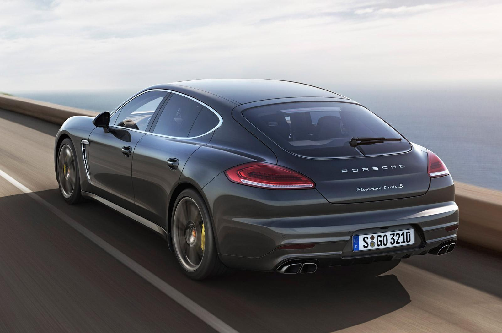 Porsche Panamera 2014 Turbo
