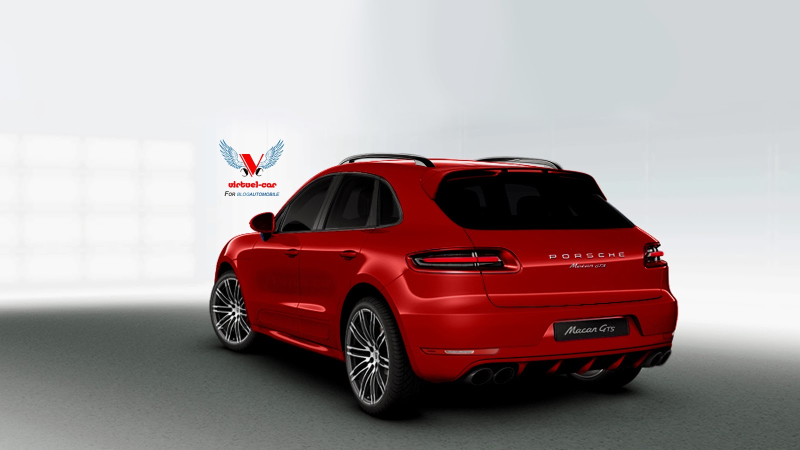 Porsche Macan Gts Rendered In Red Autoevolution