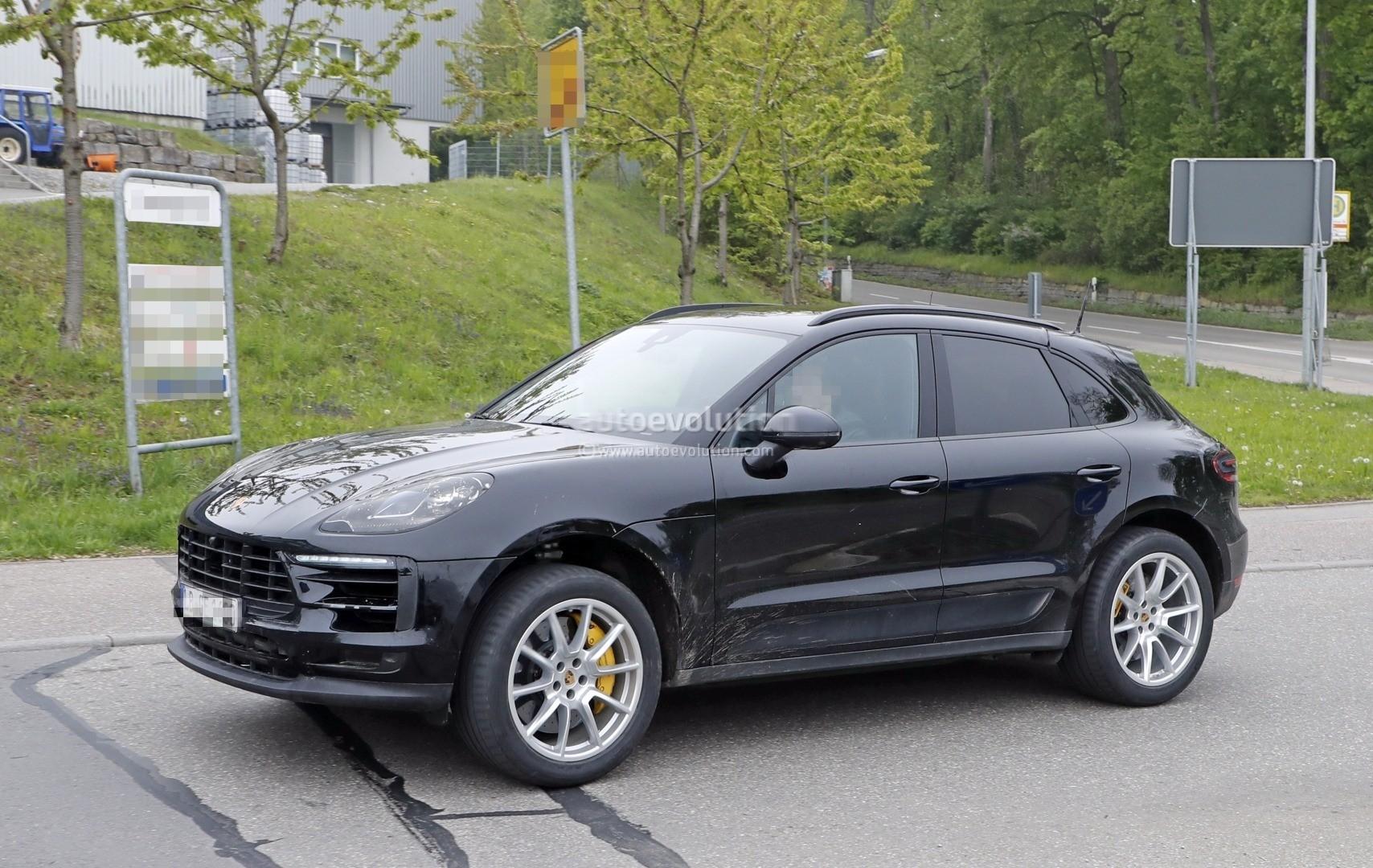 Porsche Macan-sized Electric SUV Incoming - autoevolution