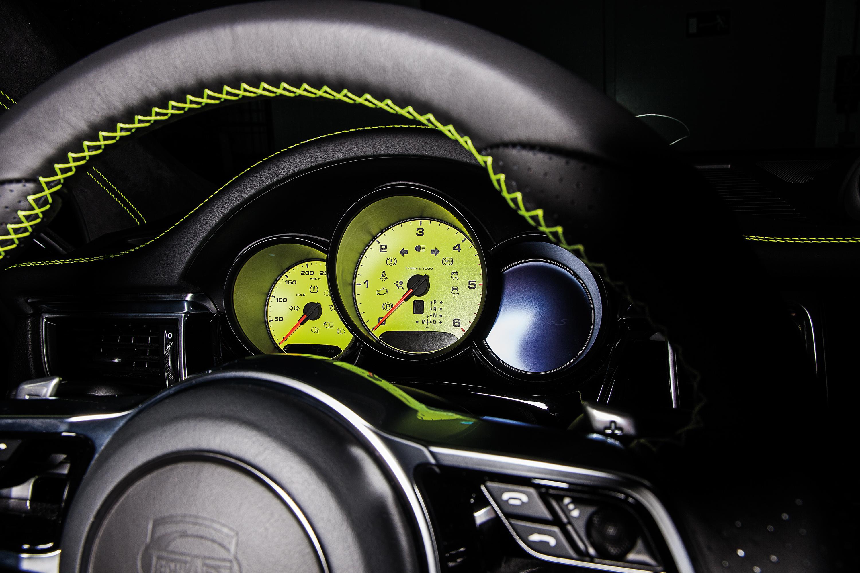 Porsche Macan Turbo Tuned To 450 Hp By Techart Autoevolution