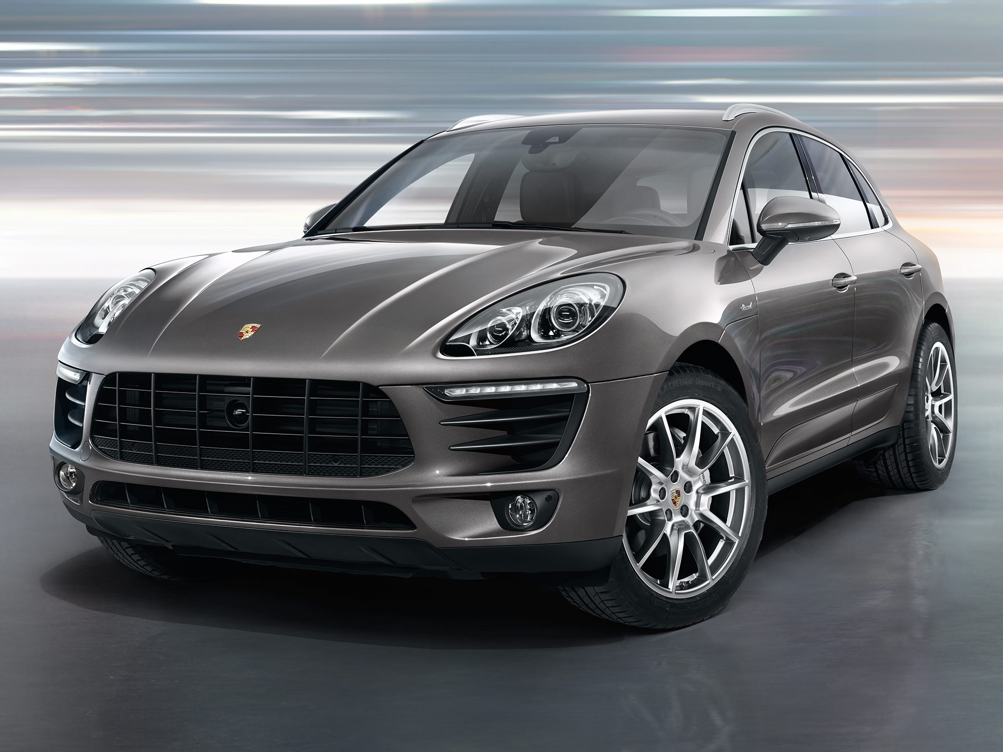 Porsche Macan V6 Diesel Model Coming To America In 2015 Autoevolution