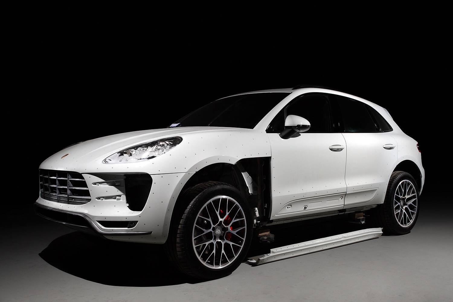 Porsche Macan Wide Body Kit Already Being Developed by ...