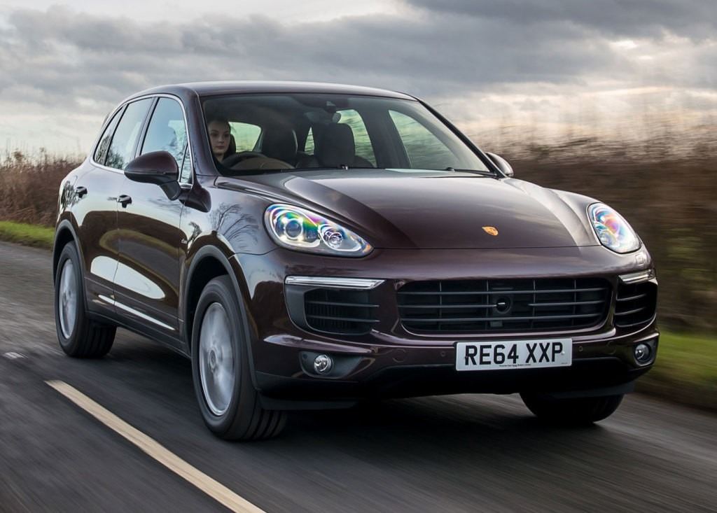 Porsche North America To Sell Fixed Cayenne Diesel Suvs As