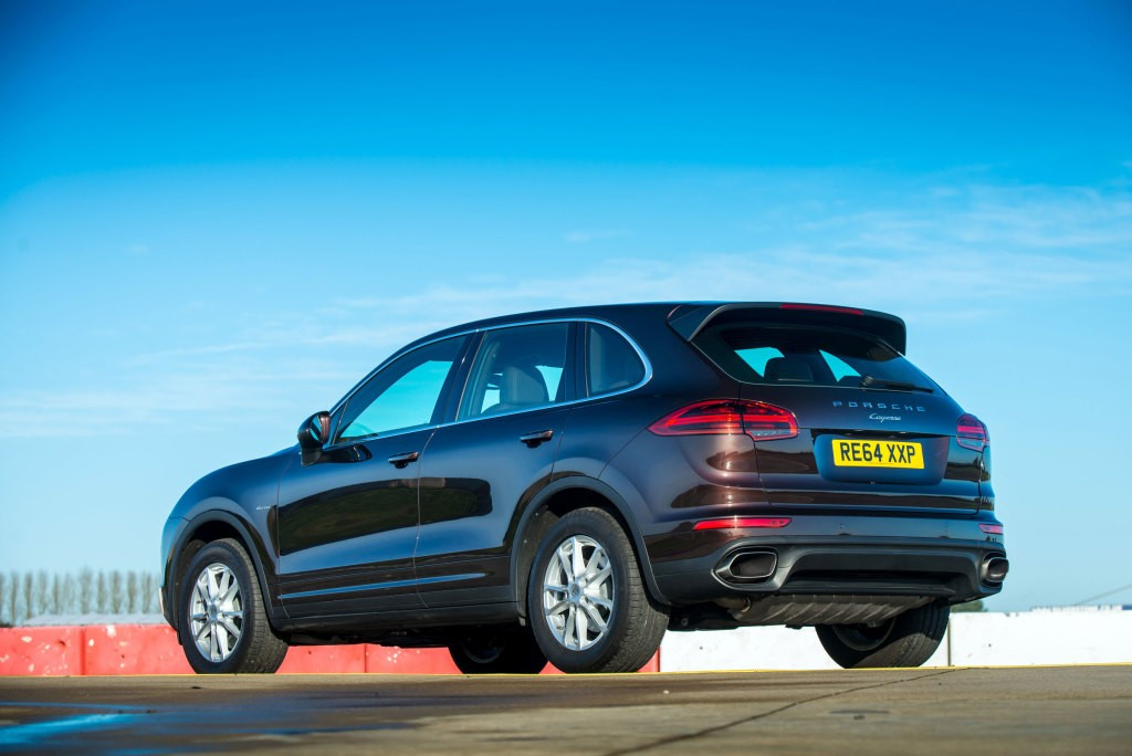 Porsche North America to Sell Fixed Cayenne Diesel SUVs as Used ...