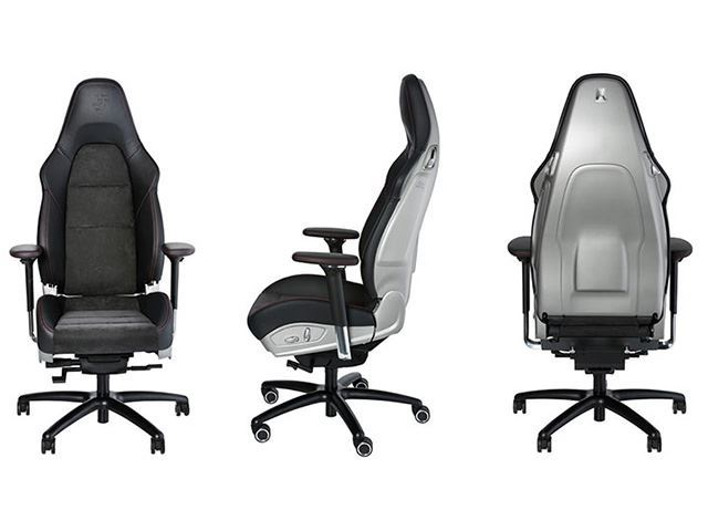 Porsche Office Chairs Are Really Cool Cost Up To 6 569