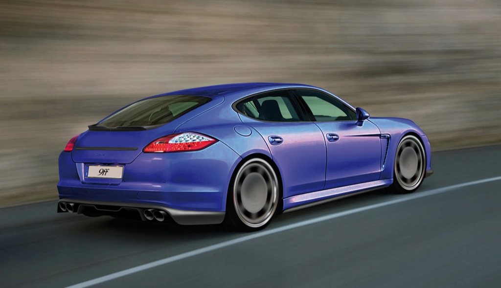 Porsche Panamera 9ff Custom Version Autoevolution